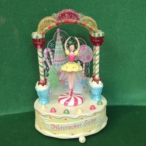 Hallmark Sugar Plum Fairy Ornament 2008